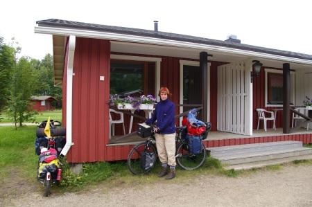 Hütte in Ivalo