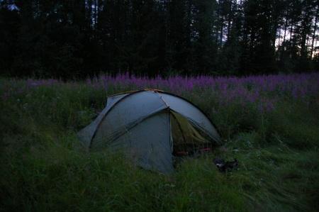 Camp bei Tepsa