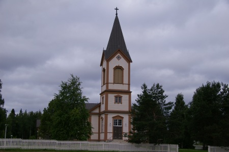 Kirche von Kittilä