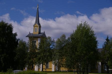 Pajala Kirche