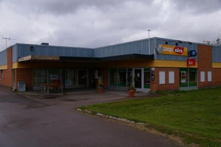 Supermarkt von Svappavaara