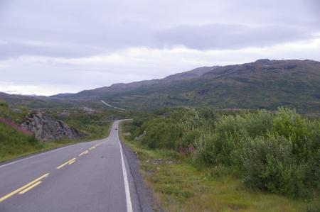 E10 Richtung Narvik