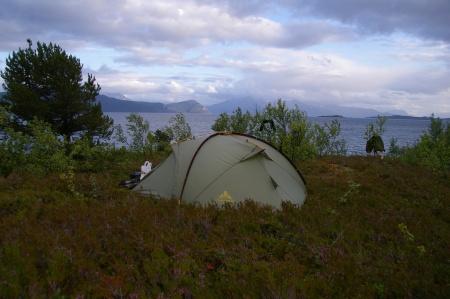 einer der schönsten Zeltplätze