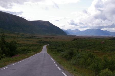 Auf Andøya