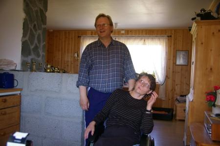 Rebekka und Aer bor