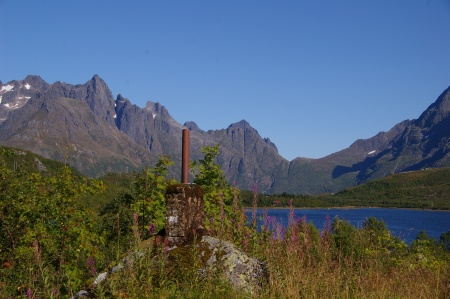 Auf Austvågøya