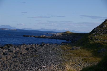 Küste bei Eggum