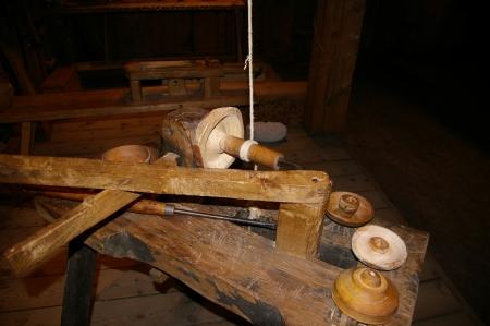 Herstellung von Kerzenständern