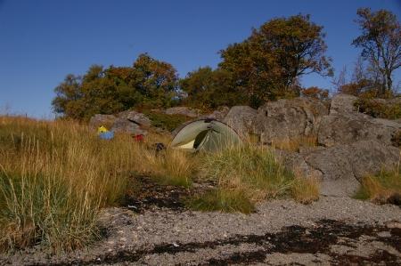Camp bei Gravdal