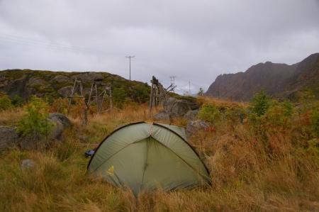 Camp bei Ballstad