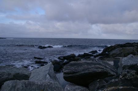 Küste bei Sola