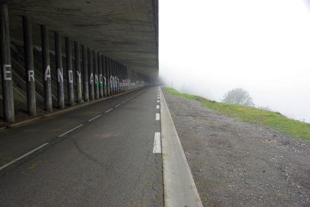 Anfahrt von Osten auf den Col du Tourmalet