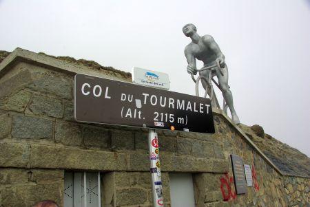 Col du Tourmalet (2115m)