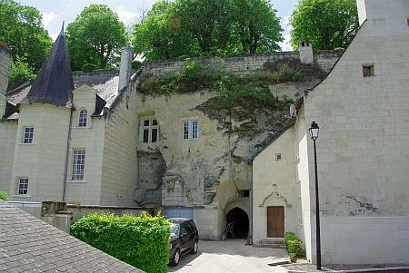 Val Hulin Felsenwohnungen