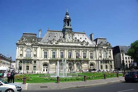 Rathaus in Tours