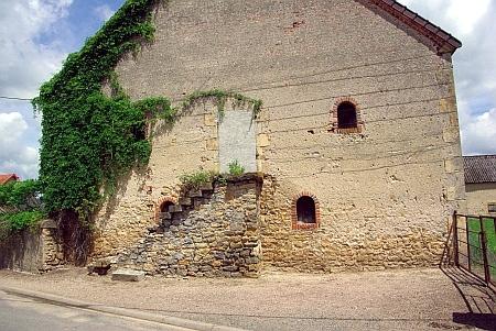 gutes, altes Mauerwerk