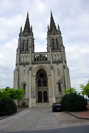 église de Bourbon-Lancy