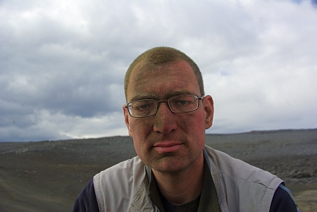 Island 2012 nach dem Sandsturm