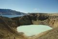 Öskjuvatn und Víti-Krater